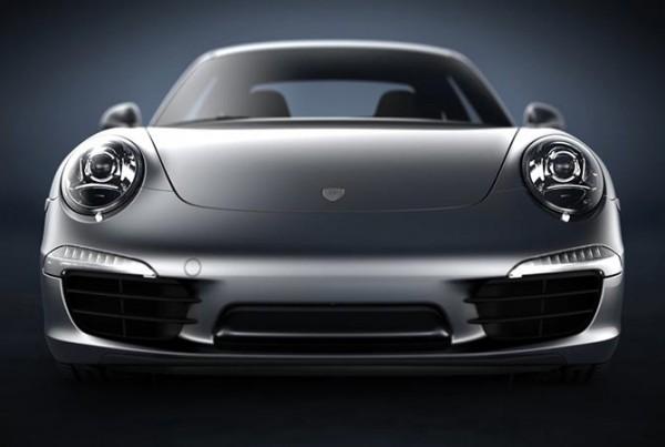 CGI Reveal-Show Porsche 991