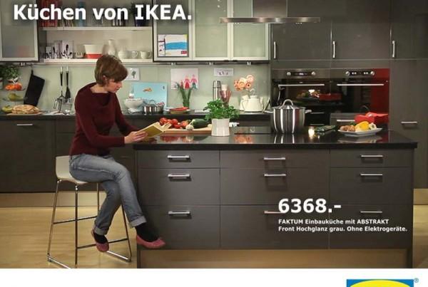 Infoscreen IKEA