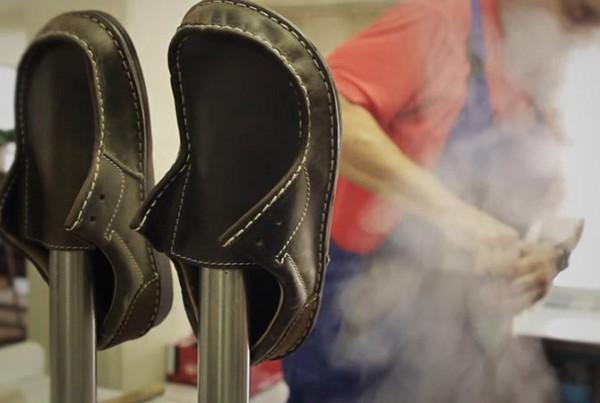 Produktfilm Footprints by Birkenstock